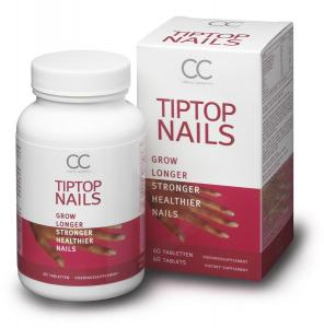 Tip Top Nails helps maintain healthy and strong nails!