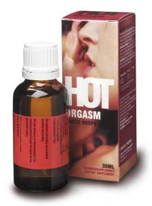 Hot Orgasm Erotic Drops īlgam orgasmam!